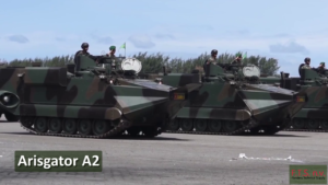 Presentation of Arisgator A2 amphibious verhicle